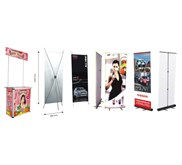 Stand/ Booth/ Kios/ X-Banner