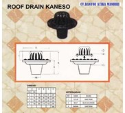 Roof Drain Cast Iron( Type Kaneso)