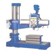 Mesin Radial Drilling