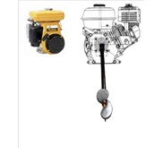 Mesin Ketingting Robin EY28DJ, 7.5HP