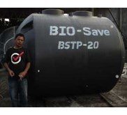 BIO-Save BSTP-20 ( Waste Water Treatment Tank)