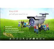 Outdoor CCTV Infra Red Camera 600 TVL