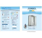 FORBES WATER PURIFIER