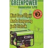 Genset GreenPower