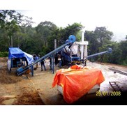 Asphalt Mixing Plant ( AMP ) Mini Mobile