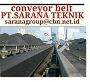 CONVEYOR BELT MADE IN KOREA TYPE NN NYLON PT SARANA TEKNIK CONVEYOR BELT RUBER NYLON