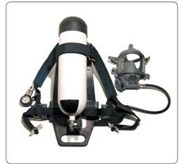 Masker dan backplate | Self Contain Breathing Apparatus | SCBA Interspiro Spiromatic 90U | Breathing Apparatus Interspiro Spiromatic 90U