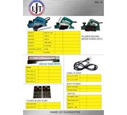 Power Tools 6 Mesin planner, Mata Planner NOVA, kabel planner, body planner, switch
