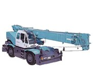 Rough Terrain Crane / Telescopic Boom