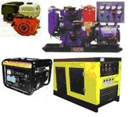 Generator - Genset Power Generator