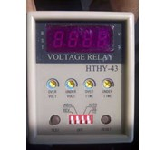 Under / Over Voltage relay
