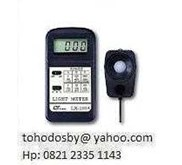 LUTRON LX 101A Digital Lux Meter, e-mail : tohodosby@ yahoo.com, HP 0821 2335 1143