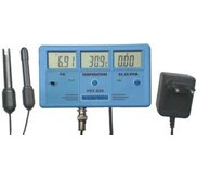 Alat monitoring kualitas air PHT-026 multi-parameter 5 IN 1