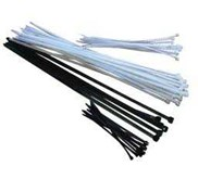 Cable Ties, Vinyl, Cable duct, etc