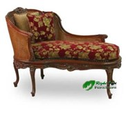 Antique furniture indonesia Sofa Louis Chaise Lounge Chair | antique furniture jepara | sell furniture jepara | sell french furniture jepara