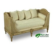 French furniture Sofa Provence Day Bed | french sofa indonesia furniture | indonesia french furniture | furniture indonesia french style