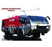 AIRPORT INTERVENTION VEHICLE / Power 700HP 12000 L Water