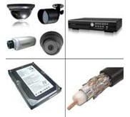 Paket CCTV 4 channel Avtech