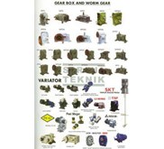GENERAL CATALOG GEAR BOX & GEAR MOTOR
