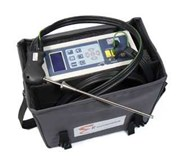 Combustion Gas and Emission Analyzer E-Instruments E 5500