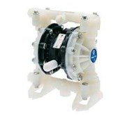 Stock Graco 515 chemical pump, Air operated diaphragm pump AODD, 0.5 in, 15 gpm