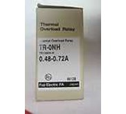 THERMAL OVERLOAD TR-ON/ 3 ( 1, 48-2, 2A) FUJI ELECTRIC