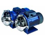 Threaded centrifugal pumps with open impeller Single Stage Pumps