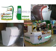Design stand | booth design | Booth pameran | Booth Exhibition | Booth Franchise