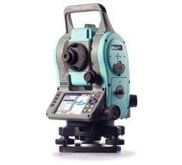 Total Station Nikon Nivo 3C Accuracy 3