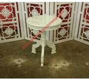 Furniture jepara Small Round Table Jepara furniture | defurnitureindonesia DFRIT-93