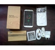 SAMSUNG GALAXY S4 WHITE SUPER COPY , NEGOO