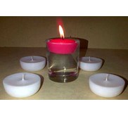 Lilin Apung / Floating Candle