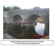 TYpe Multi Plate Pipe Arches ( MPPA)