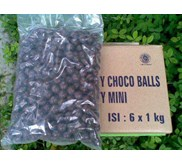 Golden City Choco Balls