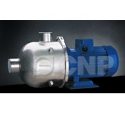 Horizontal multistage stainless steel centrifugal pump CNP type CHL Dan CHLF