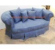 Sofa Half Round With Tassel , french furniture , classic furniture, painted furniture, Jual Furniture Jepara, Jual Sofa, Jual Kursi Makan, Jual Kursi tamu, Design By CV. DE' EF INDONESIA defurnitureindonesia DFRIS - 69