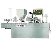 Automatic Cup Filling and Sealing Machine - Cup Sealer Mekanik 2 Line