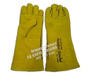 WELDING GLOVES WEDUZ GEMBEL FOR METAL CASTING