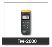 Thermometers ( Infrared, no contact thermometer) TM-2000, 70443419