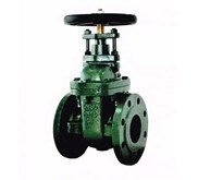 NRS Metal Seated Gate Valve Class 125 PN 16 JIS 10K( ASTM)