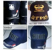 Topi. polisi. satpam. security. dishub. provos. polantas