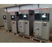 Incoming Switchgear ( SDC) Motorized & Outgoing ( SDF) ABB Uniswitch.