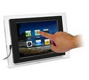 programer touch screen