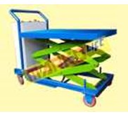 Table Lift Dual stage, Scissor Lift Table