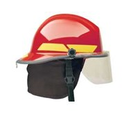 Fire Rescue Helmet FX Series BULLARD - Fire Protection