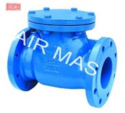SWING CHECK VALVE CAST IRON PN-16