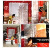 Backdrop Murah Surabaya