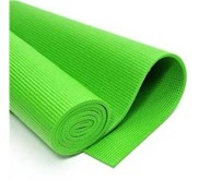 GREEN PVC YOGA MAT BALI - UNIQUE YOGA MAT / SHOP BALI