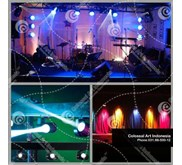 Sewa Lampu / Lighting Event Murah Surabaya