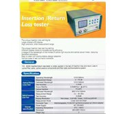 Yuwei Insertion Loss Tester